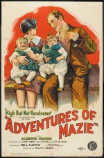High, But Not Handsome (1926) afişi