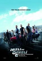 Hızlı ve Öfkeli 6 (2013) afişi