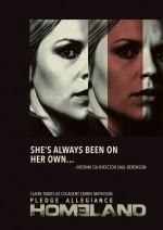 Homeland Sezon 3 (2013) afişi