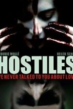 Hostiles (2014) afişi
