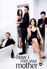 How I Met Your Mother Sezon 8 (2013) afişi
