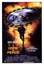 I Come In Peace (1990) afişi