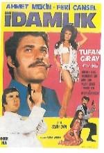 İdamlık (1971) afişi