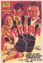 İftira (1958) afişi