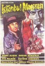 İstanbul Macerası (1958) afişi