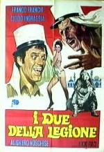 I Due Della Legione (1962) afişi