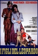 ı Figli Del Leopardo (1965) afişi