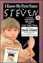 I Know My First Name is Steven (1989) afişi