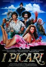 I Picari (1988) afişi