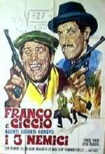 ı Tre Nemici (1962) afişi