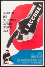 I Accuse (1958) afişi