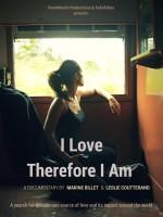 I Love Therefore I Am (2017) afişi