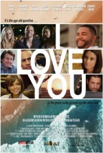 I Love You (2014) afişi