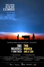 İki Kadın Bir İnek (2015) afişi