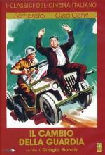 ıl Cambio Della Guardia (1962) afişi