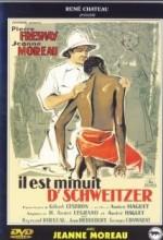 Il Est Minuit, Docteur Schweitzer (1952) afişi