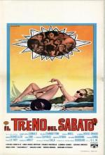 ıl Treno Del Sabato (1964) afişi