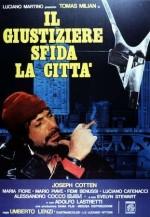 Il Giustiziere Sfida La Città (1975) afişi