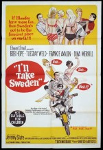 I'll Take Sweden (1965) afişi