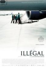 Illegal (ı) (2010) afişi