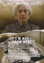 I'm Not From Here (2015) afişi