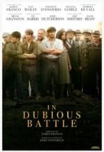In Dubious Battle (2016) afişi
