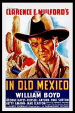 In Old Mexico (1938) afişi