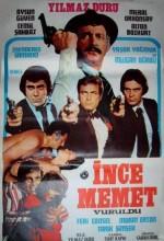 ince Memet Vuruldu (1975) afişi