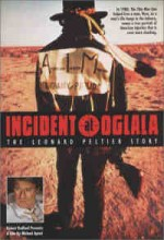 Incident At Oglala (1992) afişi