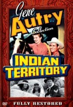 Indian Territory (1950) afişi