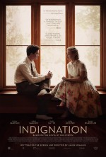 Indignation (2016) afişi
