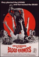 Invasion Of The Blood Farmers (1972) afişi