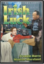 ırish Luck (1939) afişi
