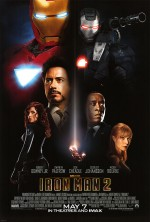 Iron Man 2 (2010) afişi