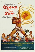 Island in The Sun (1957) afişi