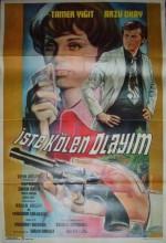 iste Kölen Olayım (1970) afişi