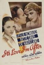 ıt's Love ı'm After (1937) afişi