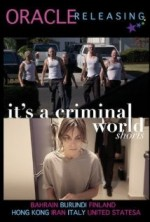It's a Criminal World (2012) afişi
