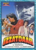 Izzatdaar (1990) afişi