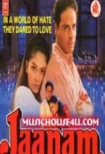 Jaanam (1992) afişi