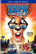 Jackie Legs Amerika'ya Zıplıyor! (2004) afişi