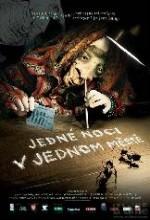 Jedné Noci V Jednom Meste (2007) afişi