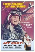 Jet Pilot (1957) afişi
