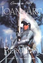 Joan Of Arc (1948) afişi