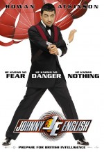 Johnny English (2003) afişi