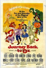 Journey Back To Oz (1974) afişi
