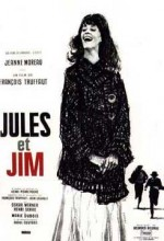 Jules Ve Jim (1962) afişi