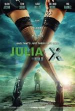 Julia X 3d (2010) afişi