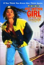 Just Another Girl on the I.R.T. (1992) afişi