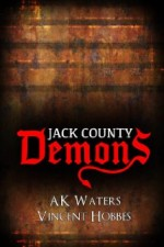 Jack County Demons (2015) afişi